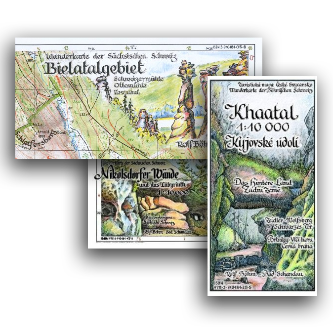 Hiking Maps Store
