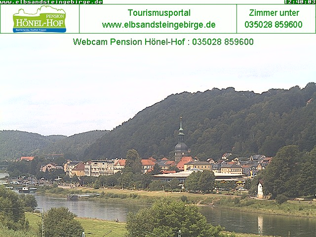 Bad Schandau Panorama